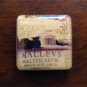 a souvenir magnet